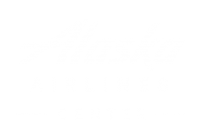Alaska Airlines Center-logo-White-01