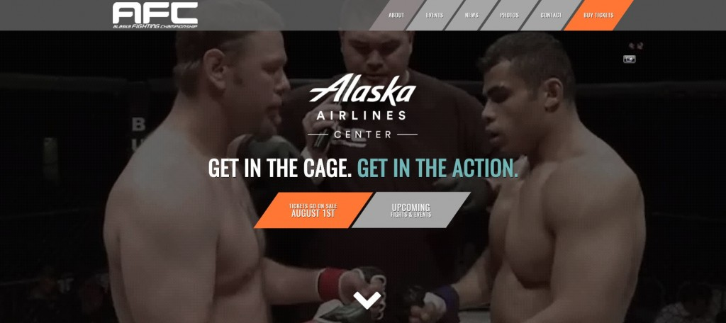 Alaska Fighting Championship | Get in the Action